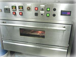 27赤外線オーブン