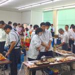 島根県エリアのスーパーさんの試食会